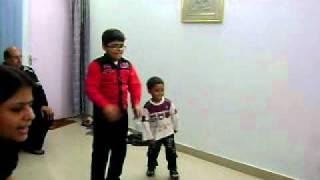 Mihir Tandon dance