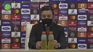 Nacional 2 - 6 River Plate | Conferencia de prensa | Copa Libertadores 2020