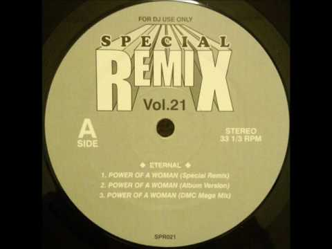 ETERNAL - Power Of A Woman (Special Remix) mp3