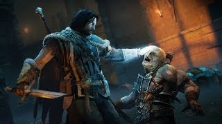 Shadow Of Mordor Amazing killing spree #1