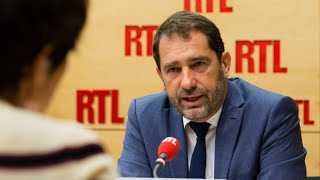Christophe Castaner était l'invité de RTL le 12 septembre 2017