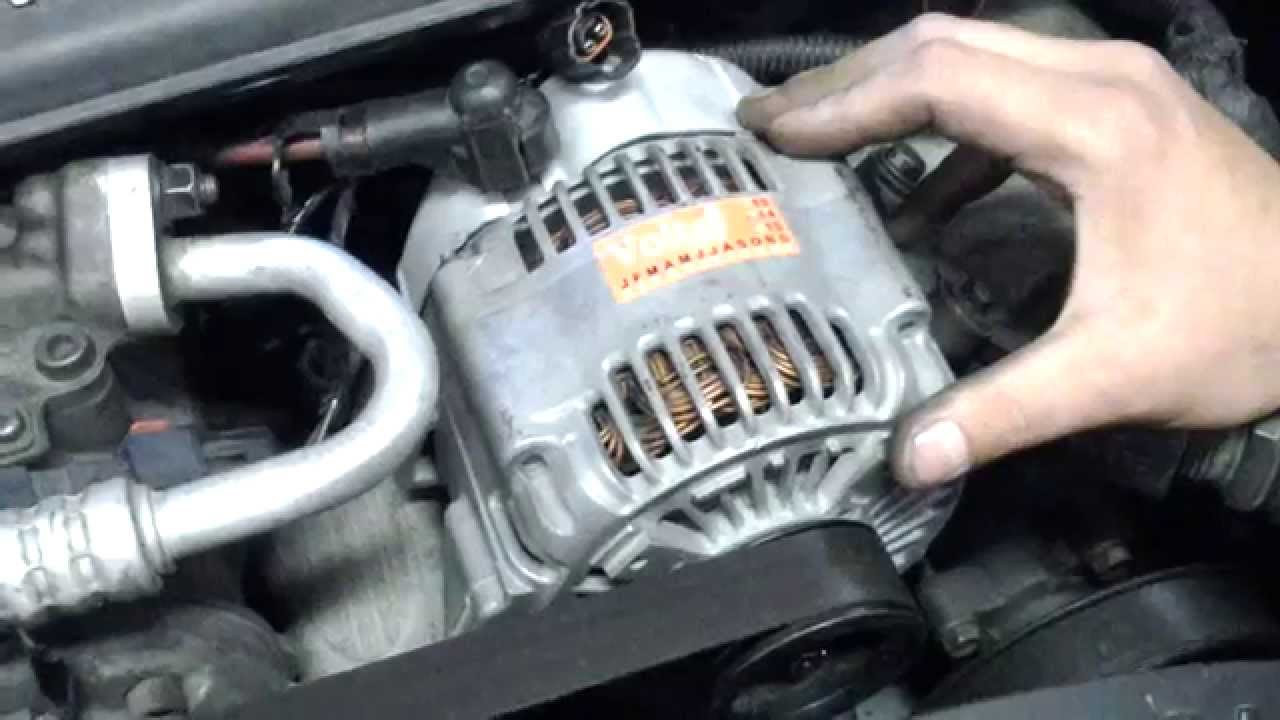 2003 Jeep Liberty Alternator Wiring Diagram Alternador Grand Cherokee Limited 4 7 V8 Ano 2000 Parte 1