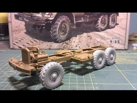 видео: Зил-131 (icm) Часть 1