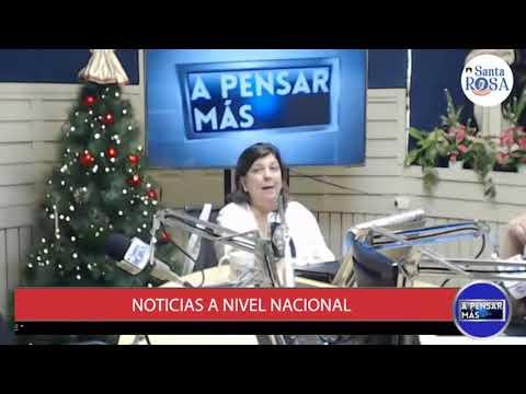 'A PENSAR MÁS CON ROSA MARÍA PALACIOS' 20-12-2018