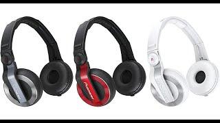 Pioneer HDJ-500 Headphones