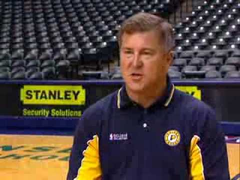 STANLEY Security: Securing Bankers Life Fieldhouse Part I