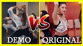 KPOP DEMO DANCE VS ORIGINAL DANCE (BTS, BLACKPINK, ITZY, IZ*ONE, TWICE...)
