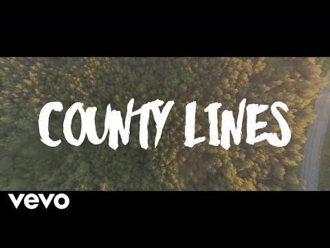 Jimmie Allen - County Lines (Lyric Video)
