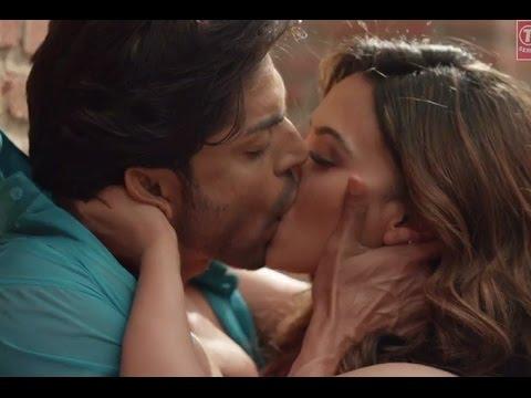 Sana Khan Hot Kisswajah Tum Ho Moviebollywood Kissing Videos