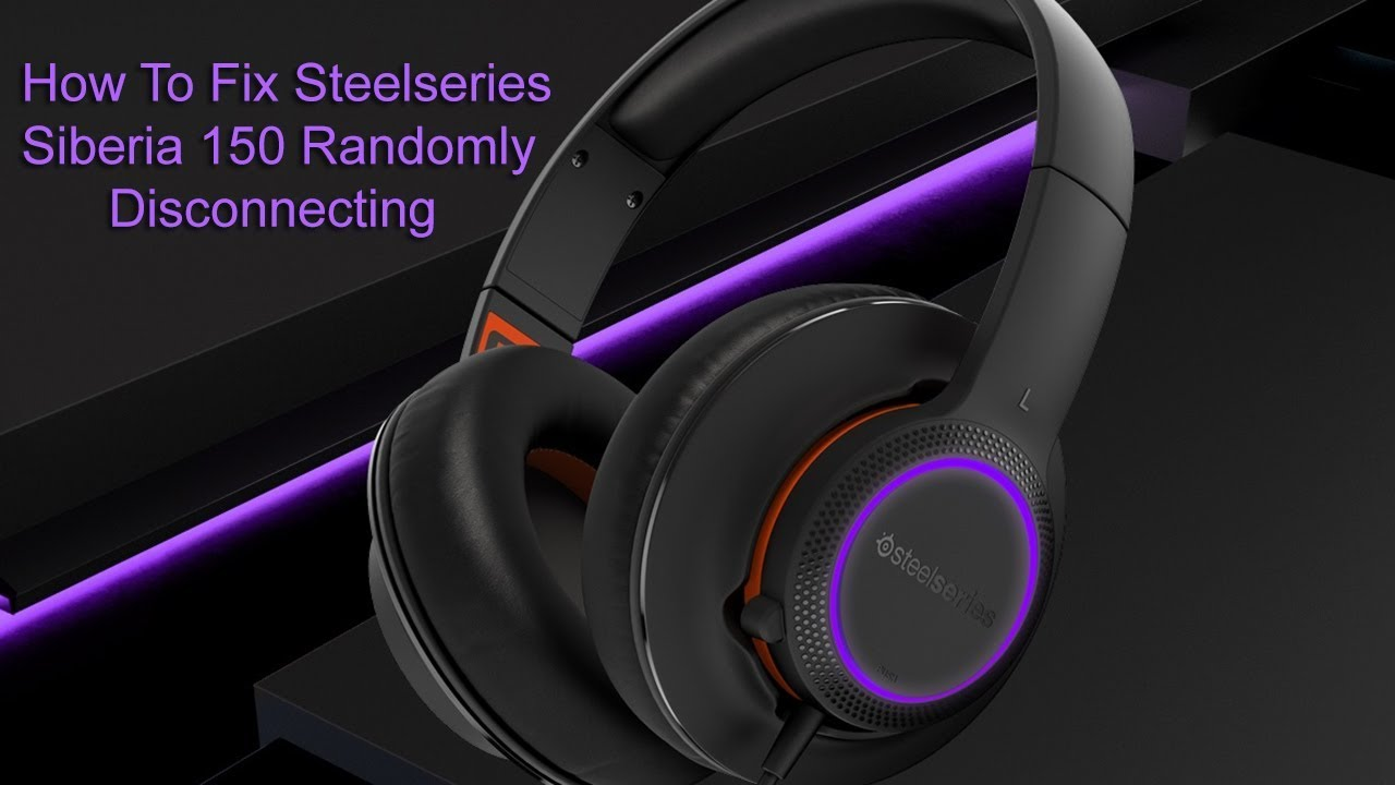 Steelseries Siberia 150 Драйвера - YouTube
