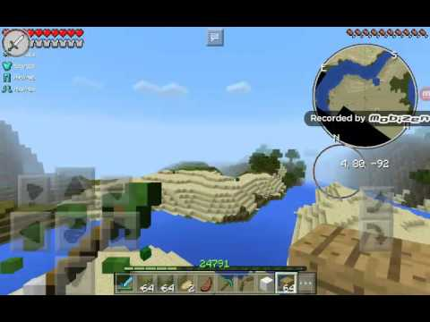 HACKING IN SURVIVAL MODE!!!!!!!! /Toolbox For MCPE