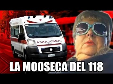 LA MOOSECA DEL 118 | PARODIA ENRICO PAPI - MOOSECA