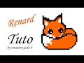 Tuto Pixel Art - Petit Renard / Fox !
