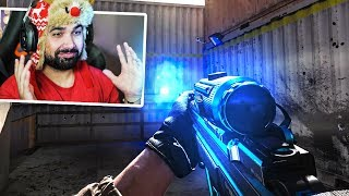 The New PLASMA GUN in Modern Warfare..