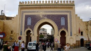 Morocco Fes ( المغرب فاس Fez): 1 day trip to Africa / Марокко Фес: день 1 путешествие по Африке(Travel to Morocco, Fes (المغرب فاس Fez). The first day trip to Africa. 6:27 START TRAVEL НАЧАЛО ПУТЕШЕСТВИЯ Fes (Fez) - the former capital of the oldest ..., 2015-11-18T17:46:42.000Z)