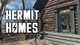 6 of the Best Player Homes for Hermits - Xbox One & PC Fallout 4 Mods