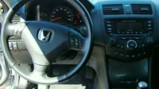 2005 Honda Accord #5A015501 in Dallas DFW, TX 75070 - SOLD