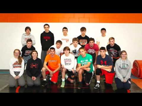 Winter Sports Media Day at Fort Calhoun High School