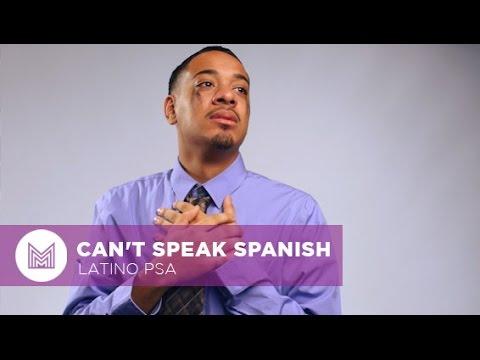 Talk only spanish i do not speak english 4