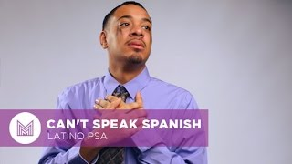 Can't Speak Spanish Association