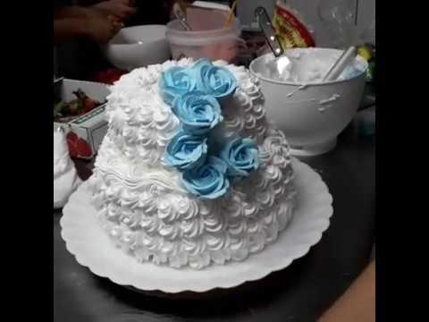 Bolo de Casamento - Paula Mello