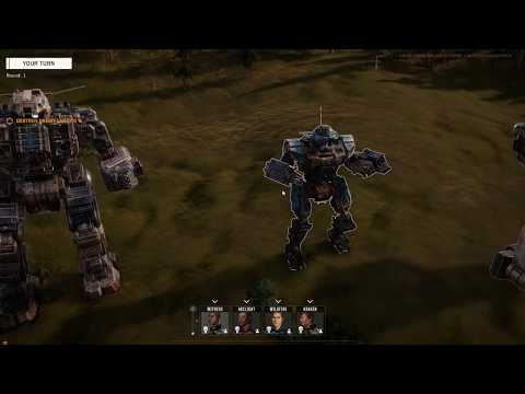 Battletech Beta Hands-On