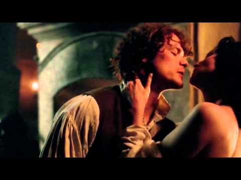 OUTLANDER -  Claire chooses Jamie