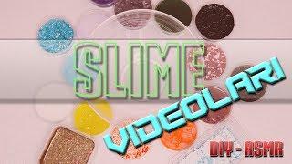 Rahatlatıcı pofuduk poopsie slime videoları   asmr compilaton
