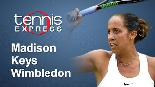 Madison Keys Wimbledon Nike Gear Guide | Tennis Express