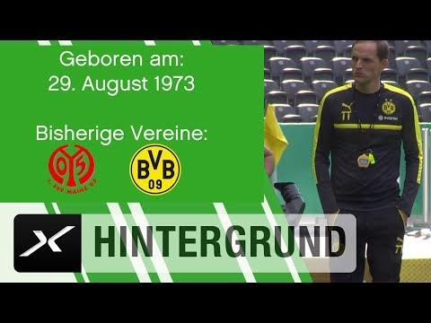 Thomas Tuchel im Fokus: Wie geht sein Weg weiter?   Nach Abschied von Borussia Dortmund