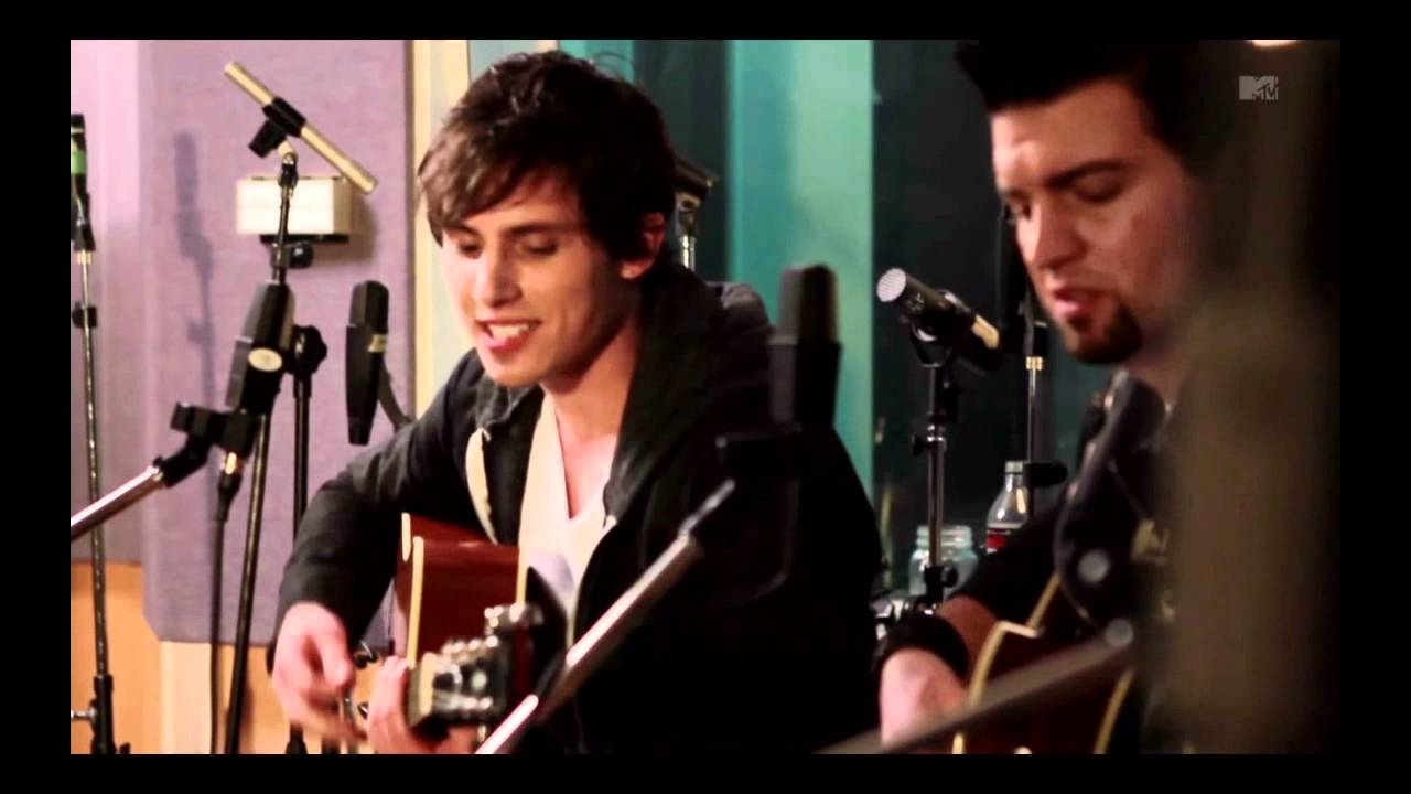 Marianas Trench - Haven't Had Enough Acoustic on MTV PUSH ...