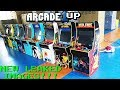 TONS Of New Arcade1Up Arcade Cabinets! (Mortal Kombat, Pacman, Donkey Kong & More)