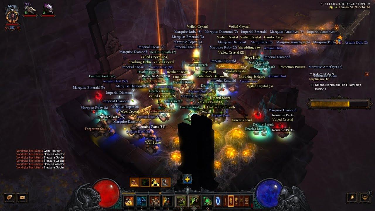 Diablo 3 - Season 17 - Powerleveling Alts