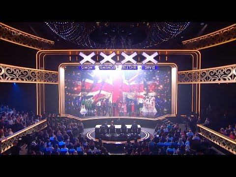 Britain's Got Talent 2017 Live Semi-Finals Results Night 1 A Word from the Contestants Full S11E09