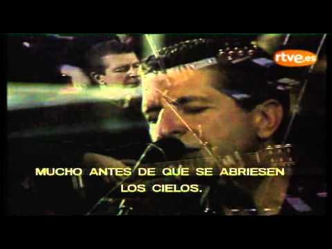 Leonard Cohen,Suzanne, poeta y músico, Ganador del Premio Príncipe de Asturias de las Letras 2011.