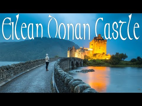 Into the Highlands & Eilean Donan Castle | Scotland Travel Vlog