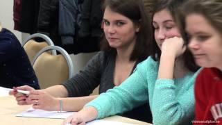 Видеосъемка дискуссии от videosculptor.ru (2013) - 3