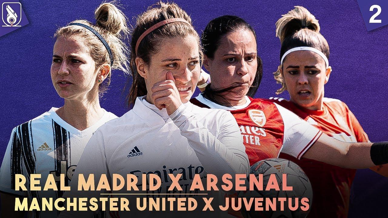 Temos uma favorita na Supercopa?! - Juventus x Manchester
