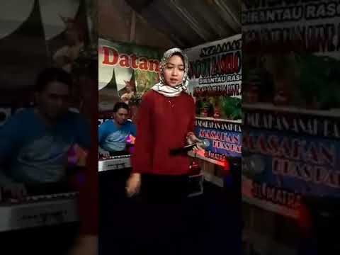 Live Lagu Minang Alfina Barner - PANANGGUANGAN