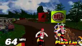 VMX Racing (PlayStation) with commentary