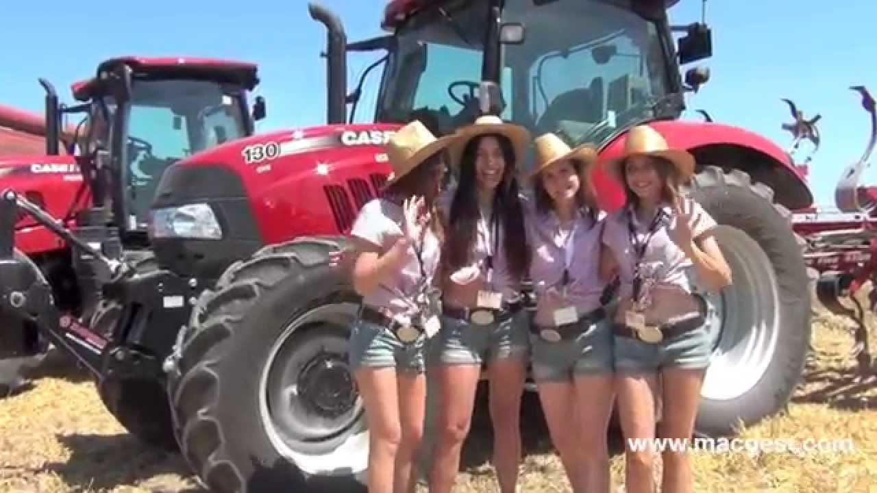 Redsummer Tour Case Ih Tractors Hd Youtube