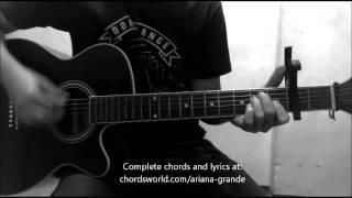 Honeymoon Avenue Chords by Ariana Grande How To Play chordsworld com