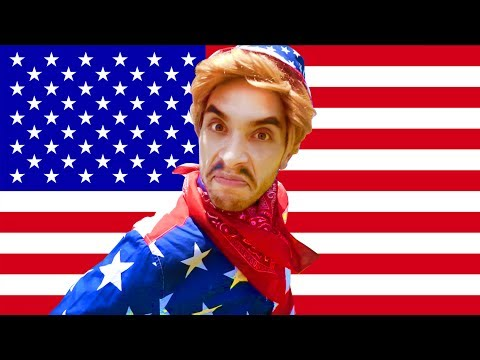 Sam loves America (OFFENSIVE)