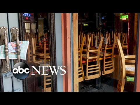 Small businesses in desperate need of financial lifeline l ABC News
