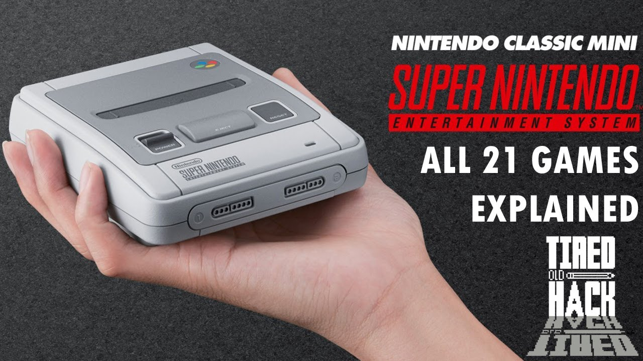 Super Nintendo Classic Edition review: the perfect way to play 16-bit classics