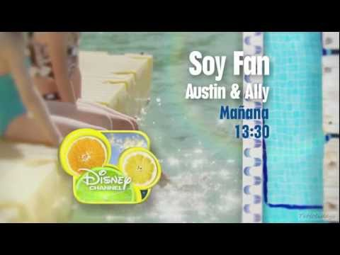 Disney Channel HD Spain Continuity 26-08-12 1080p