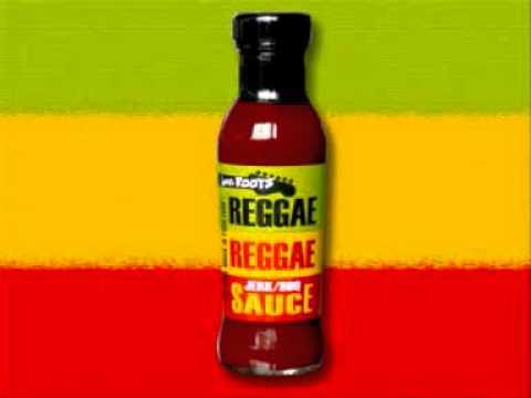 REGGAE REGGAE SAUCE advert soundtrack   (levi roots)