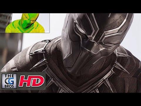 "CGI & VFX Breakdowns: ""VFX Lookdev Lighting TD Reel"" - by Arvid Schneider"