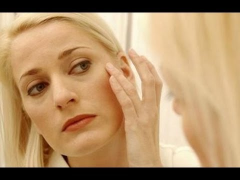 Маска против морщин. Омолаживающие процедуры. Маска для лица.