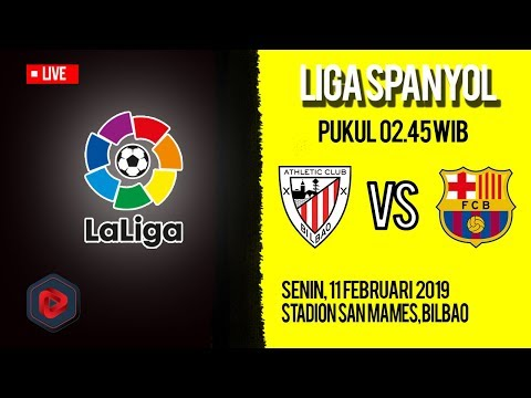 Jadwal Live Liga Spanyol Athletic Bilbao VS Barcelona, Minggu Pukul 02.45 WIB